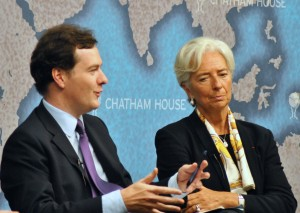 Your bank account isn't really yours, says Osborne