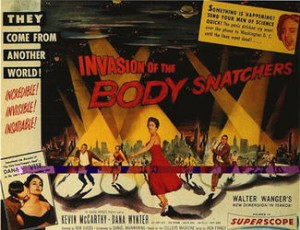 Invasion of the body-snatchers