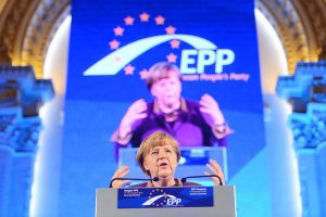 Angela Merkel [CC BY 2.0]Commons