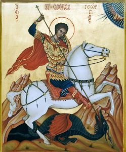 St George, pray for us